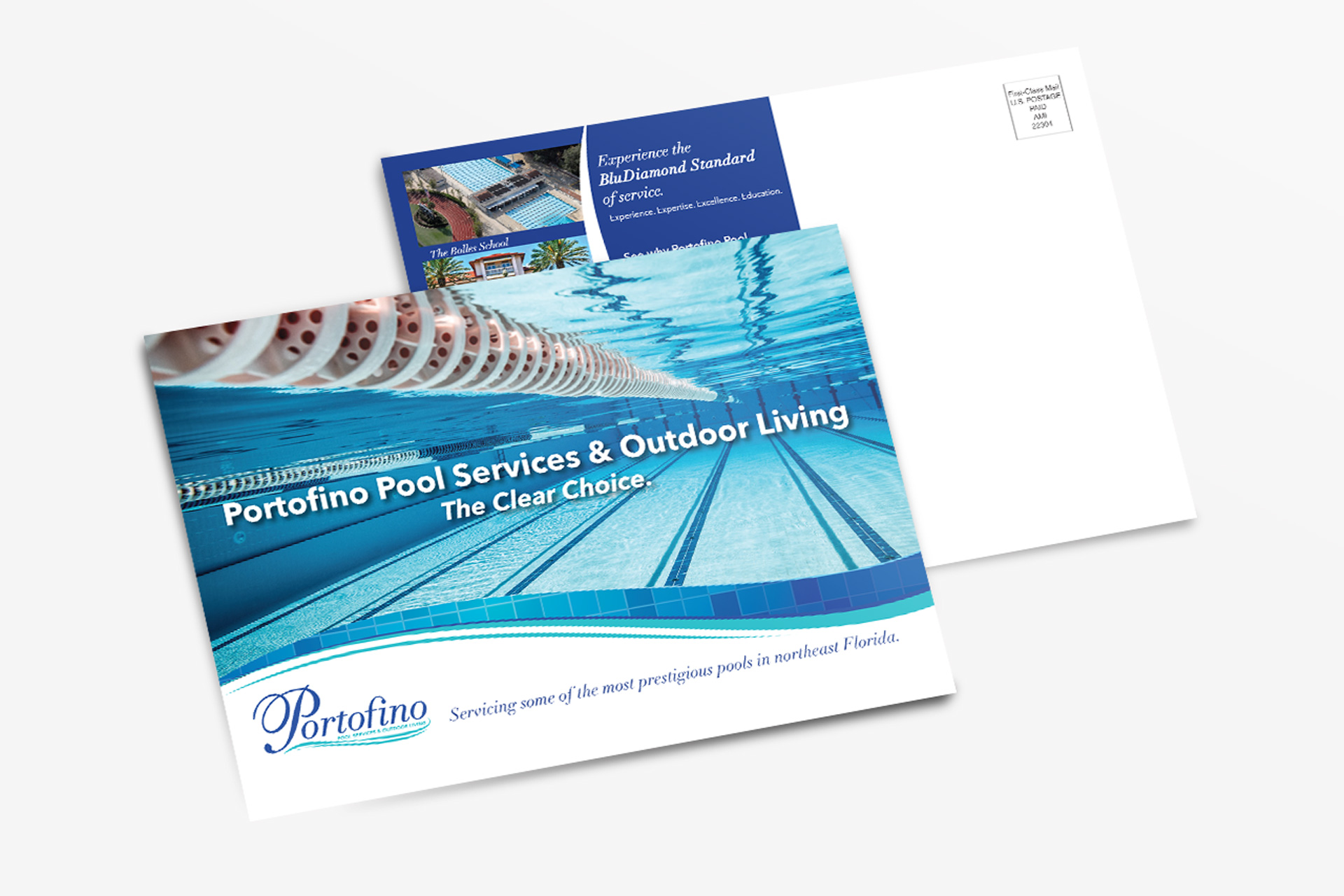 Portofino Pool Direct Mail