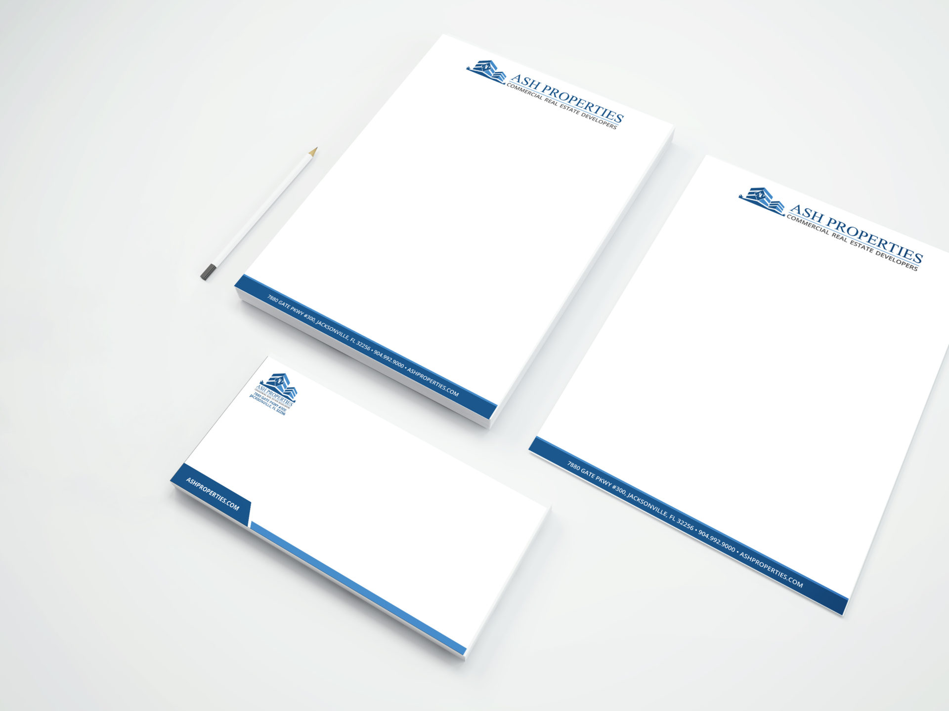 ASH Properties Stationary